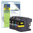 5 Compatible Brother LC127XL / LC125XL Multipack Printer Ink Cartridges