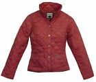 Toggi SANDOWN Ladies Fitted Quilted Jacket - Sizes UK 8 to 18 Red   Black   Pink