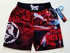 DARTH VADER STAR WARS Bathing Suit Swim Trunks NWT Boys Sizes 8 or 10/12  $25