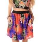 IRON FIST LADIES REINA MUERTE MINI SKIRT WOMEN ALL SIZES XS TO XXL (B8B)