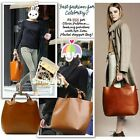Vintage Celebrity Tote Shopping Bag HandBags Adjustable Handle Brand 3 Colors