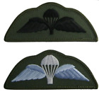 Airborne Para Wings - Hook & Loop Flash Military Cloth Patches
