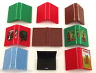 ★ LEGO ★ Minifigure Accessory Book, Briefcase, Laptop... Styles & Colours Listed