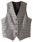 Edwards Garment Women's V Neck Polyester Welt Pocket Vest. 7391