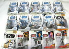 STAR WARS LEGACY COLLECTION & CLONE WARS CARDED FIGURES MANY TO CHOOSE FROM!