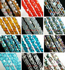 50pcs Crystal Bracelet Findings Loose Glass Beads Free Shipping Charms 6x6x6mm