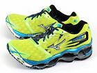 Mizuno Wave Prophecy 2 ∞ Yellow Lime/Silver/Blue Running Lightweight 8KN-316100
