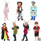 Toddler Costume Boys Girls Various Designs Size 90-104 cm Complete Outfit New