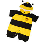 Bee Baby Boy & Girl Romper Playsuit Fancy Party Costume Outfit Age 3m-24m FC021