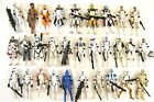 STAR WARS CLONE TROOPERS FIGURE SELECTION - MANY TO CHOOSE FROM ALL VGC!