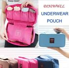 Fashion Cosmetic Underwear Makeup Toiletry Travel Waterproof Wash Storage  Bags