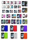 Hard Case Phone Cover for Huawei Prism 2 II U8686 (T-Mobile ) + Screen Protector