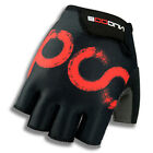 2013 Men's Outdoor Sports Cycling Bike Bicycle Half Finger Gloves 4 Size XS~L