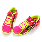 Skechers Women's GOrun 2 Sneakers PINK/LIME 13555PKLM + SOCKS GIFT !