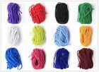 10M 2.5mm Elastic Cord Rope Various Colors For Craft DIY,new
