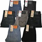 Levis 511 Jeans Skinny Slim Fit Mens Jean Dark Light Medium 29 30 31 32 33 34 36