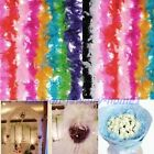 2m New Fluffy Feather Boa Party Wedding Dress up Costume Decor Dancing Scarf