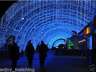 10M 100leds LED String Fairy Light Christmas Tree Festival Party Garden Lamp