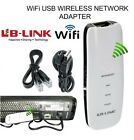WIFI USB Wireless NETWORK ADAPTER for XBOX 360 LIVE PS3 UK STOCK