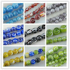 Glass Round bead Spacers 8colors-1 4mm,6mm,8mm,10m,12mm P270-P309