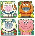 Children's / Kids Early Learning 6 Page Picture Activity Book - 4 Designs