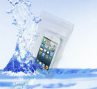 Waterproof Dirt Resistant Bag Pouch Cover Case for New iPhone 6 5S 5C 4S Samsung