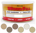 Bonda Wood Fill Repair Filler Rapid Hardener Smooth Two Part Surface Non-Tack