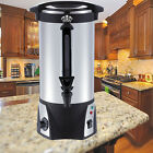 PROFESSIONAL MANUAL ELECTRIC WATER CATERING HOT WATER BOILER TEA URN HOME OFFICE