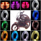 1mm 1.5mm 2mm Aluminum Wire Jewelery Making Craft Wrap 2Meter 15Color U Chooce