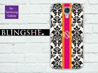 Personalised damask Monogram Samsung Galaxy note 3 case for S3 S4 S5 N2 N3 mn214