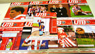 12/13 Sheffield United Home Programmes v Your Choice