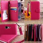 Leather Wallet Handbag Flip Pouch Case Cover for Samsung Galaxy Note 2 II N7100