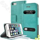Luxury Wallet Leather Flip Stand Case Cover for Apple iPhone 5/5s / 6 / 6S Plus