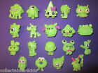 Halloween/Glow in Dark Moshi Monsters Moshlings: pick your Scream Green figures