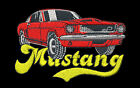 Ford Mustang Embroidered & Personalised Clothing