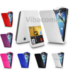PREMIUM QUALITY SAMSUNG GALAXY S4 I9500 I9505 PU FLIP LEATHER CASE COVER & SP