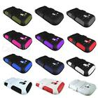 FOR SAMSUNG GALAXY S3 MINI i8190 RUGGED ARMOR HYBRID COVER W/ HOLSTER PHONE CASE