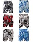 Mens New Summer Floral Print Beach Shorts Surf Board Swim Shorts S - XXL boys