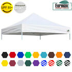 Eurmax 10'x10' Replacement Canopy Top fit EZ UP Canopy CARAVAN Canopy and more..