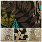 HARLEQUIN DESIGNER COTTON JUTE FLORAL HEAVY PRINTS CURTAIN UPHOLSTERY FABRIC
