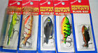 WORDEN'S SHOWDOWN BLADE BAIT FISHING LURE CHOICE OF COLOR AND SIZE