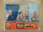 Boys Bob the Builder 3 Pack Briefs Undies Pants - Ages 18mths to 5 yrs