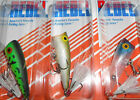 REBEL TOPWATER BASS NORTHERN FISHING LURE CHOICE OF MODEL AND COLOR