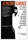 Scarface (1983) - A1/A2 Poster **BUY ANY 2 AND GET 1 FREE OFFER**