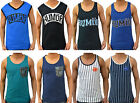 Mens Designer Branded Humor Jeans Style Vest Tank Gym Top T Shirt Sleeveless Tee