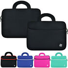 "Soft Neoprene Sleeve Case Cover Pocket Bag for 14"" Inch Laptops and Notebooks"