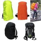 2 Size Dust Rain Waterproof Resist Cover Hiking Camping Bag Backpack Rucksack -S