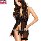 CLEARANCE-Deep V Sexy Lace Babydoll,BLACK,Chemise,thong,sell individually