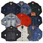 Levis Jean Jacket Men Trucker Denim Button Up Pocket Strauss Mens Limited New