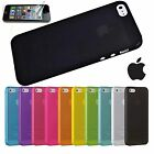 Apple iPhone 5 / 5s case Ultra Thin 0.3mm Matte Cell Phone Protector SE (2016)